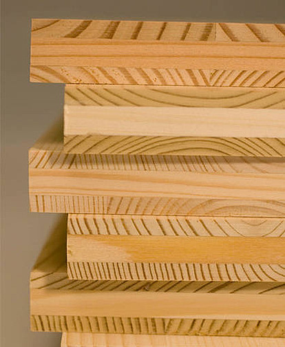 Panels ply wood core plywood in nordic spruce larch