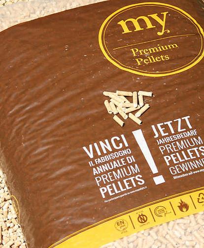 Pellets my premium pellets prodotti etica legno - Pellet e pellet ...